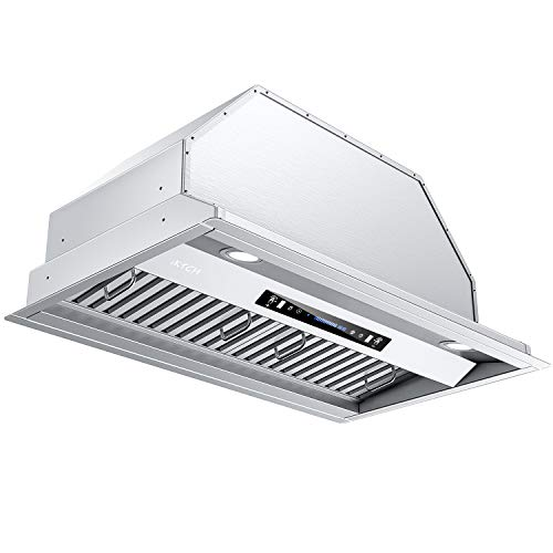 IKTCH 30 inch Wall Mounted Best Range Hood