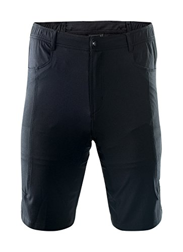 Intelligence Quality Herren Maitre Cycling Shorts, Black, M - 2