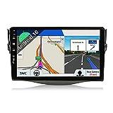 JOYX Android 10 Autoradio para Toyota RAV4 (2007-2012) - [2G+32G] - Gratis Cámara - 9 Pulgada - GPS 2 DIN - IPS 2.5D - Apoyo Dab 4G WLAN Bluetooth Carplay Mandos de Volante Split Screen Android Auto