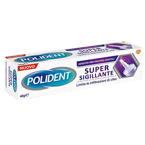 Polident Super Klebstoff für Zahnprothesen 40 g