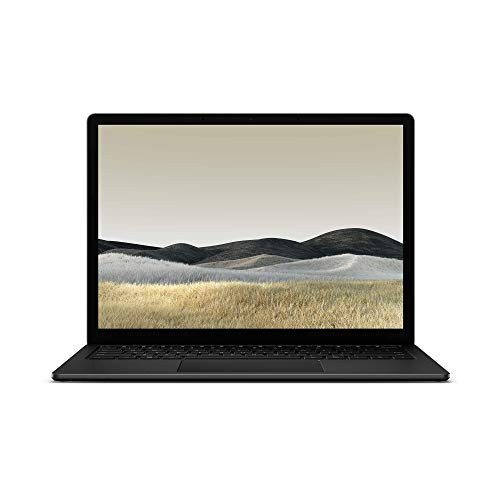 "Microsoft Surface Laptop 3 for Business Ultra-Thin 15"" Touchscreen Laptop Black (Metal) - Intel 10th Gen Quad Core i7, 16GB RAM, 512GB SSD, Windows 10 Pro, 2019 Edition - Black(Metal)"