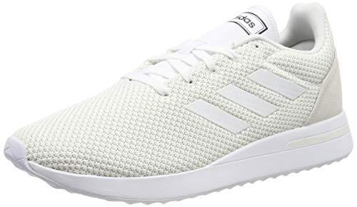 adidas Run70s Zapatillas de Running Hombre, Blanco (Cloud White/Ftwr White/Core Black Cloud White/Ftwr White/Core Black), 42 2/3 EU (8.5 UK)