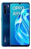 OPPO A91 – Pantalla de 6.4' (AMOLED, 8GB/128GB, MT6771V, 4.000 mAh, cámara trasera 48 + 8 + 2 + 2...