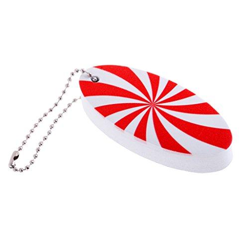 Fenteer Llavero En Forma de Tabla de Surf Accesorio para Deportista para Deportes de Acuático