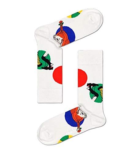 Happy Socks Pippi Longstocking Jumbo Dot Sock (36-40)
