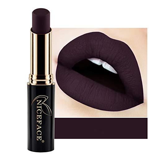 IFOUNDYOU Lippenstift Matt, Sonderpreis Lipstick SchöNheit Lippe Gloss Long Lasting Moisturizing Lippenstift Lip Gloss Fashionable Colors Matte Liquid Lipstick