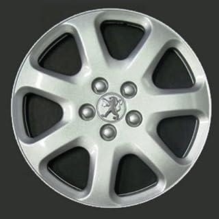 Wheeltrims Set von 4New Radzierblenden für Peugeot 407/207/307/1007/4007/Tepee mit original Felgen in 40,6cm