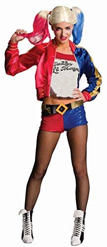 Rubie's Suicide Squad - Disfraz de Harley Quinn para mujer, talla L