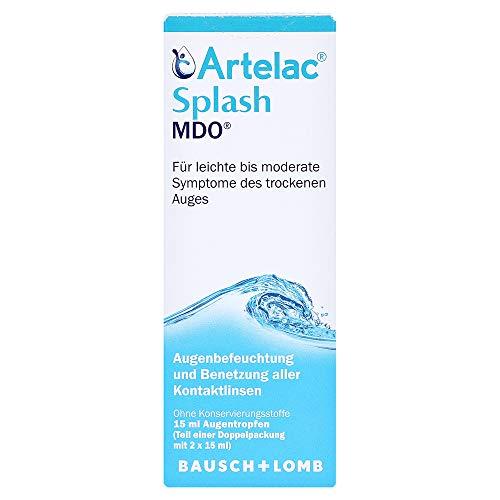 Artelac Splash MDO, 2X15 ml