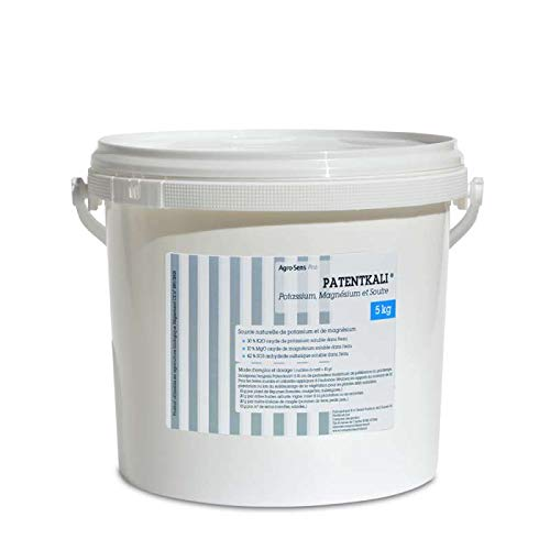 AGRO Sinne Dünger Bio Patentkali 5kg ag-pat05