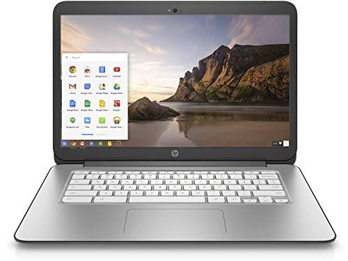 HP Chromebook 14 G3 K4K11UA - 14-inch Laptop, Quad-Core...