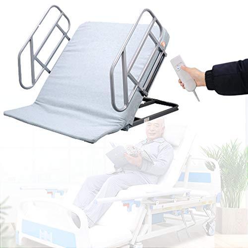 Enwebalay Seniorenbett Elektrisch Verstellbar, Medizinisches Pflegebett Mit Leitplanke, Multifunktion Hebebett, Fallen Verhindern füR Jedes Flache Bett