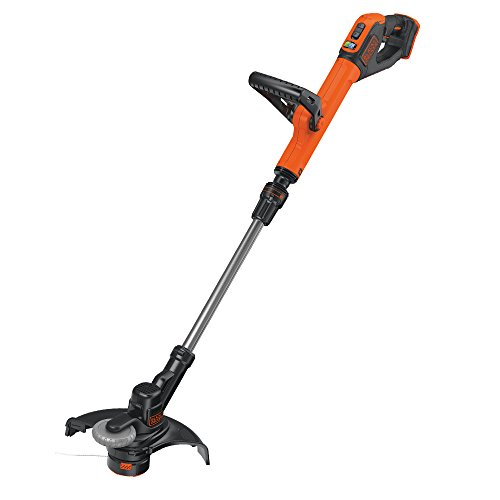 Black+Decker Reflex Accu-grastrimmer Trimmer.