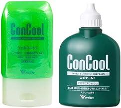 Weltech Gel Coat F 3.2 oz (90 g) / Competition F 3.4 fl oz (100 ml) Set, Dental Use, Quasi-drug