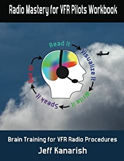 Radio Mastery for VFR Pilots Workbook: Brain Training for VFR Radio Procedures