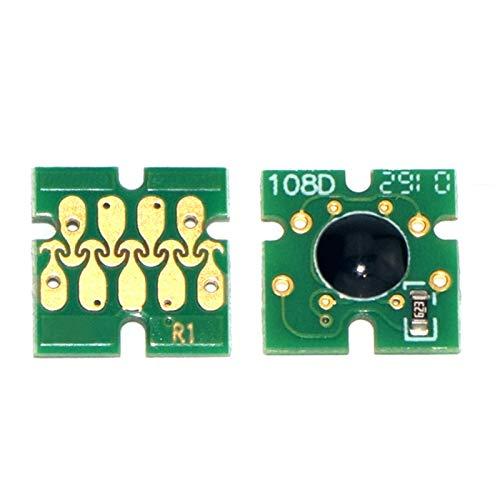 WSCHENG Europa T34XL 347XL T3471-T3474 Auto Reset ARC Cartridge Chip para Epson Workforce Pro WF-3725 WF-3720 WF3725 WF3720 Impresora