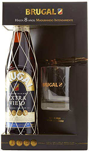 Brugal Extra Viejo Ron Dominicano, 38% - 700 ml