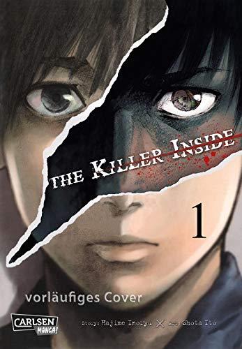 The Killer Inside 1: Ein mörderischer Mystery-Thriller