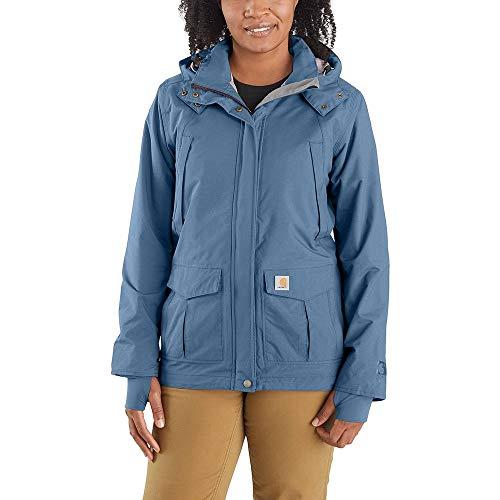Carhartt Women's Shoreline Jacket (Regular and Plus Sizes), Jay Blue, Small