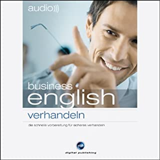 Audio Business English. Verhandeln Titelbild