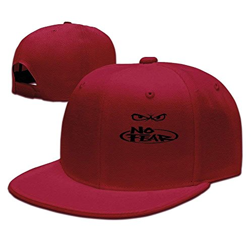 DAIAII Herren Baseball Caps,Hüte, Mützen, Classic Baseball Cap, Unisex No Fear Angry Eyes Casual Baseball Cap Hat Natural Pink