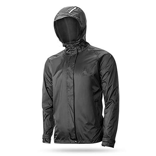 Trkee Cycling Raincoat Bicycle Raincoat Waterproof Fishing Rain Coat for Men and Women Electric Bicycle Portable Mountain Bike