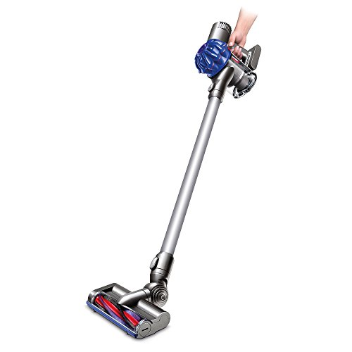 Best Review Of Dyson V6 Slim Vacuum Cleaner, Blue (Renewed)