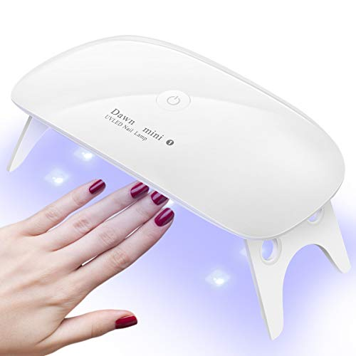 UVライト レジン用 硬化ライト LEDネイルドライヤー タイマー設定可能 折りたたみ式手足とも使える UV と LEDダブルライト ジェルネイル と レジンクラフト用