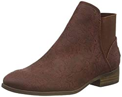 commercial Roxy Ladies Classic Ankle Boots, Maroon, 6μs roxy winter boots