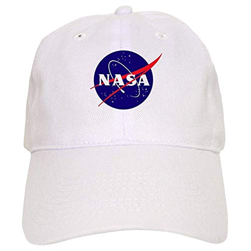 But why miss NASA Meatball Logo Cap - Baseball Cap with Adjustable Closure, Unique Printed Baseball Hat