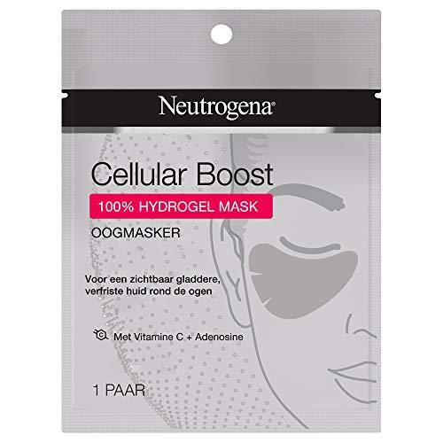 Neutrogena Cellular Boost Augenmaske, Parfümfrei, Für eine sichtbar glattere, erfrischte Augenpartie 5 g