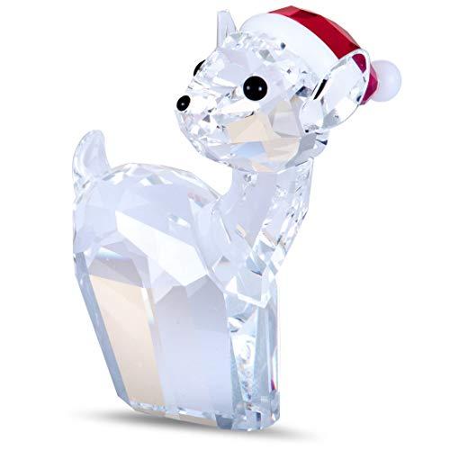 Swarovski Doe mit Santa 's Hat 5135853