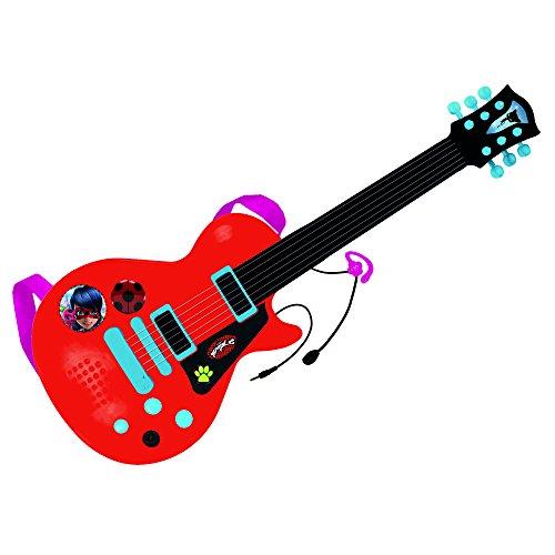Ladybug- Zag Guitarra electrónica y micro (Claudio Reig 2685.0) , color/modelo surtido