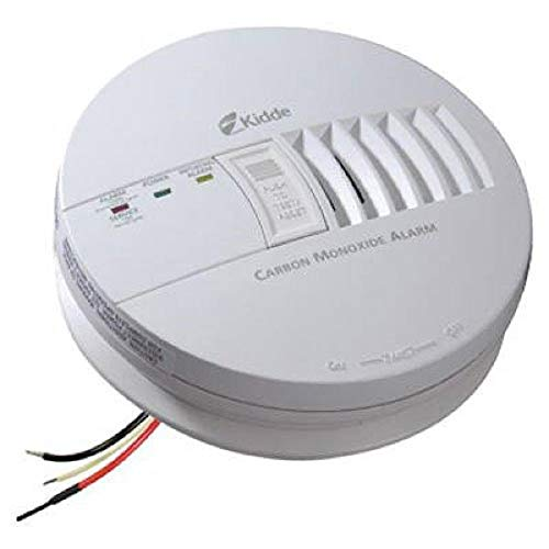 Kidde 21006406 Hardwire Carbon Monoxide Detector Alarm with Battery Backup, Interconnectable | Model KN-COB-IC