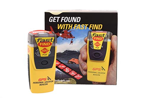 McMurdo FastFind 220 Personal Locator Beacon - US Programming