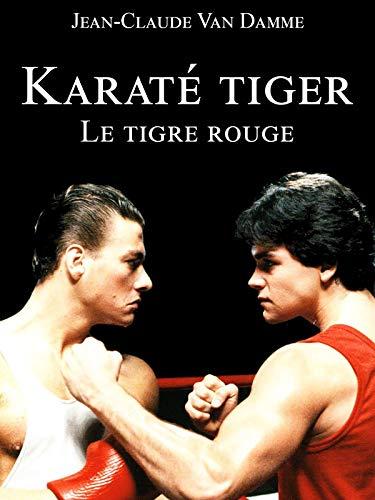 Karaté tiger - Le tigre rouge