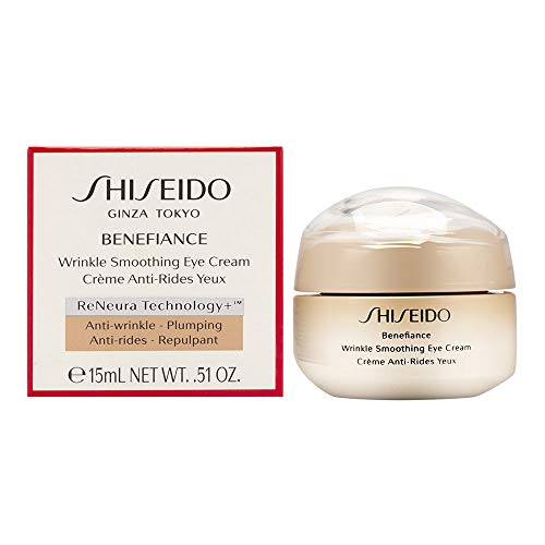Shiseido SKN BNF W SMOOTHING EYE CREAM - NOVITA'