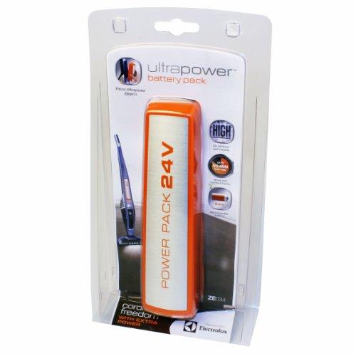 Electrolux ZE034 - Batería de 24 V para aspirador escoba Electrolux UltraPower ZB5011