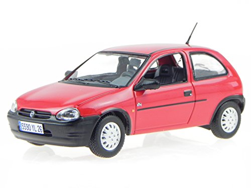 Opel Corsa B 1994 rot Modellauto PRD427 PremiumX 1:43