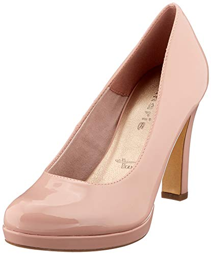 Tamaris Damen 1-1-22426-24 Pumps, Pink (Rose Patent 582), 39 EU