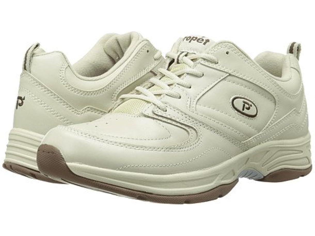 果てしないベーシック弁護(プロペット)Propet レディースウォーキングシューズ?カジュアルスニーカー?靴 Eden Sport White 9.5 26.5cm XX (4E) [並行輸入品]