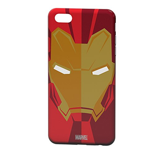 Marvel Custodia iPhone 6/6s in TPU I Cover Cellulare I Protezione 4 Lati e Posteriore - Iron Man, Tribe CAI11604