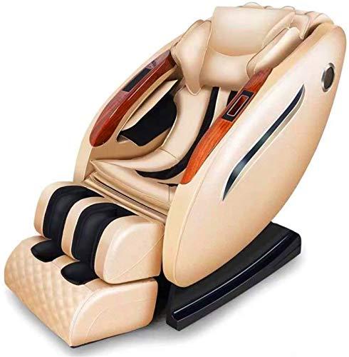 Sillón de masaje Masaje, Sillón de masaje Casa multifuncional Espacio Cabina de lujo Automático de masaje silla de la música de Bluetooth Relax silla de la computadora Cuerpo ,Multifunción Masaje inte