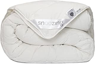 Snoozing Texel - Couette 4 Saisons - 100% Laine - 270x220 cm