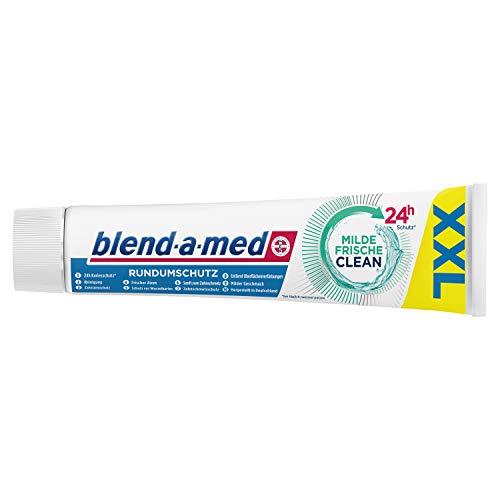 Blend-a-med Rundumschutz Milde Frische Clean Zahnpasta, 3er Pack (3 x 125 ml)