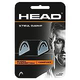 HEAD Unisex-Erwachsene Xtra Damp Tennis Dämpfer, Black, Einheitsgröße