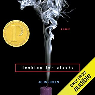 Looking for Alaska cover art