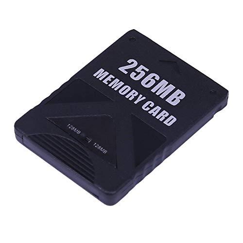 Ruitroliker 256M Speicherkarte für Playstation 2 PS2 Schnelle Geschwindigkeit Memory Card