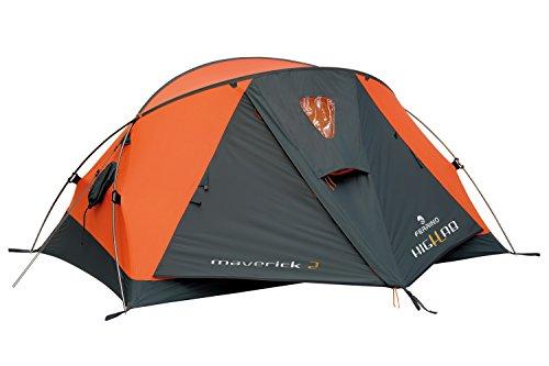 Ferrino Maverick Tenda, Arancione, 2 Persone