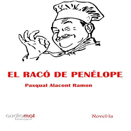 El racó de Penélope [The Corner of Penelope] (Audiolibro en catalán) Titelbild